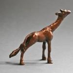 Little Stretching Giraffe